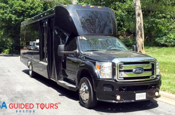 Our Fleet | USA Guided Tours Boston
